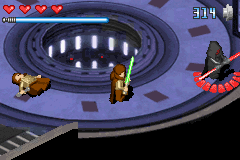 LEGO Star Wars - The Video Game - Ha ha! Maul. You kill my twin brother not me. - User Screenshot